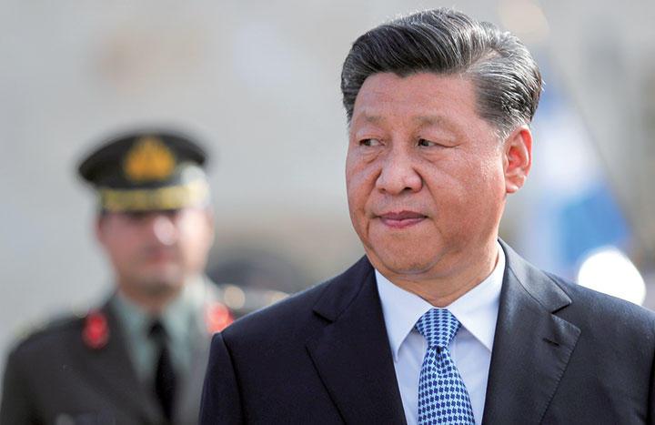 """""""自閉症""""の習近平が、中国共産党党員にやらせていること"""