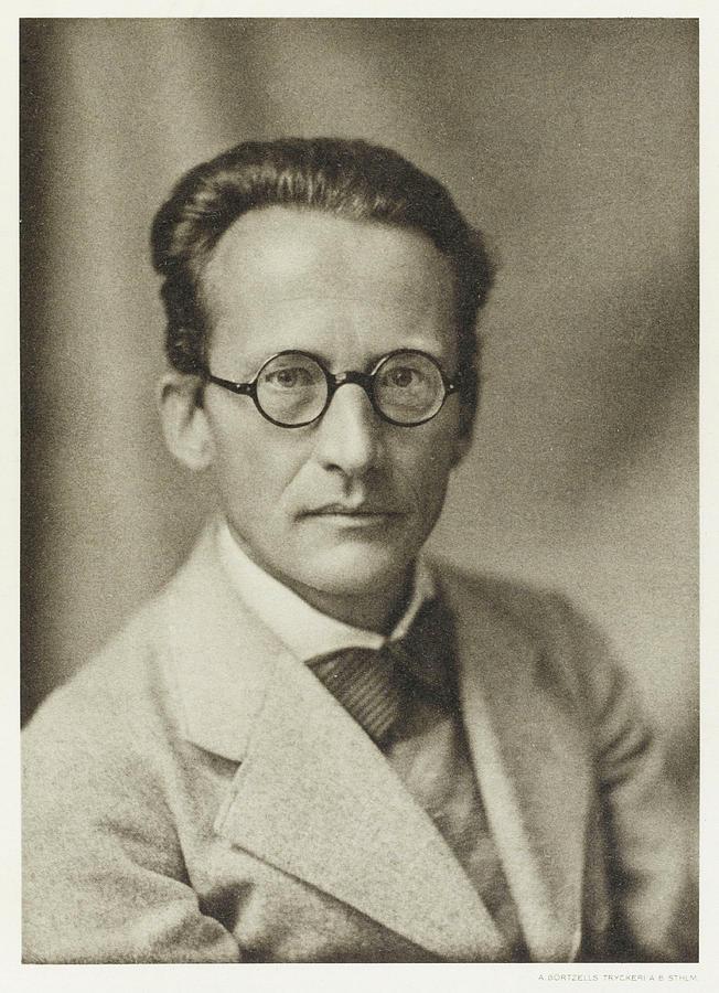 エルヴィン・シュレーディンガー(1933)