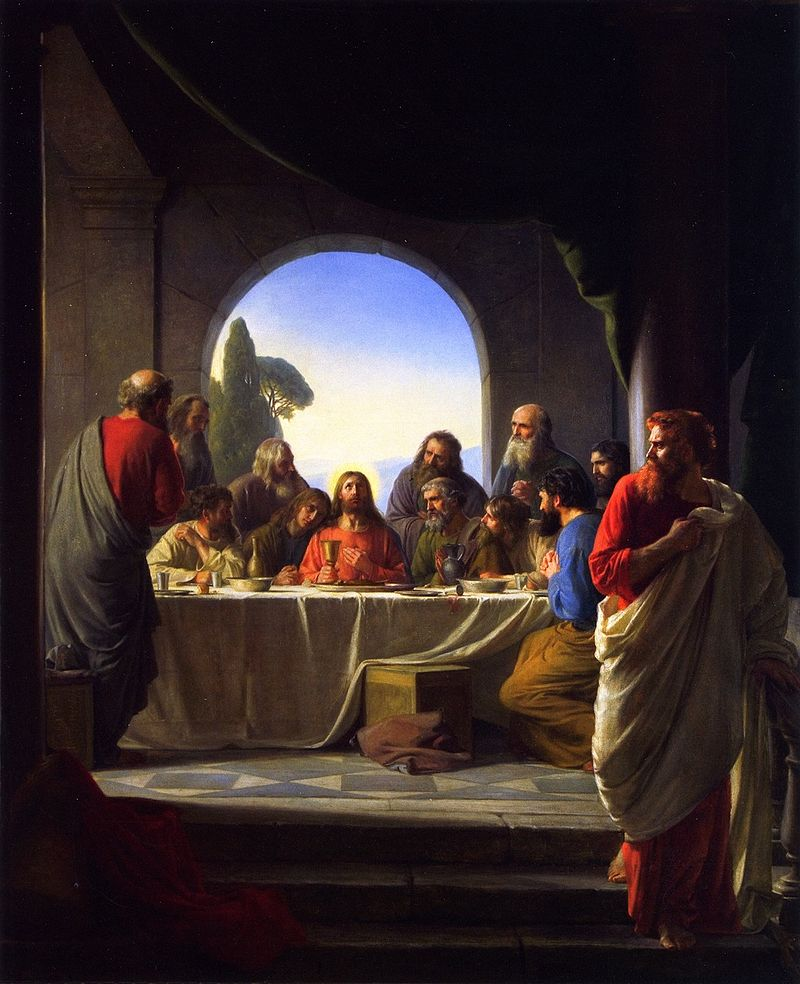 『最後の晩餐』  カール・ハインリッヒ・ブロッホ