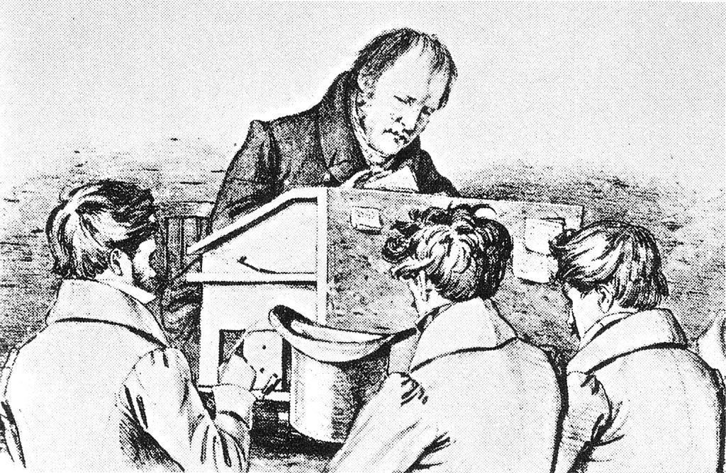 カール・マルクスの実像 ~ ヘーゲルとバウアー、そして、「おバカ」なマルクス