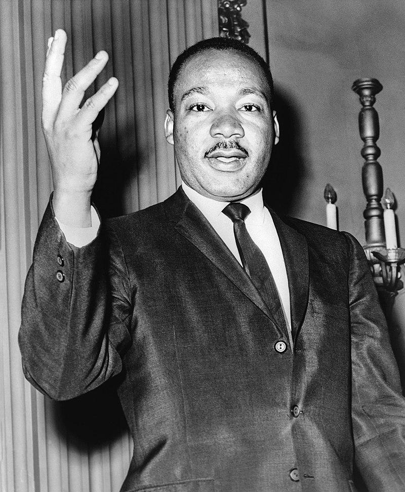 マーティン・ルーサー・キング・ジュニア