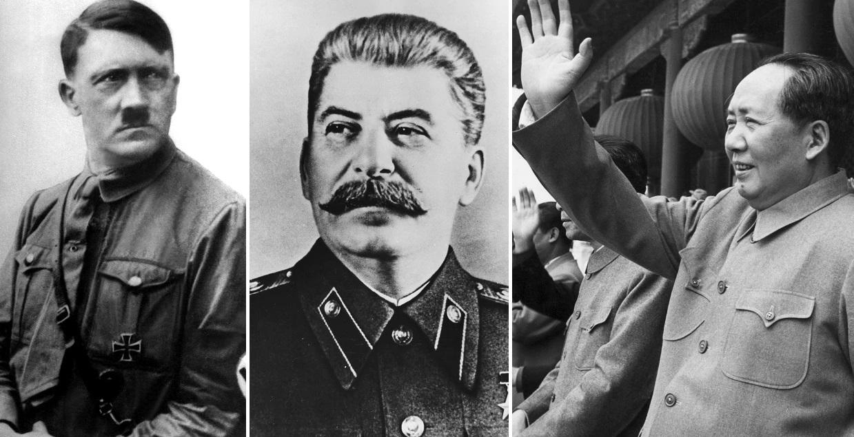 ヒトラー スターリン 毛沢東