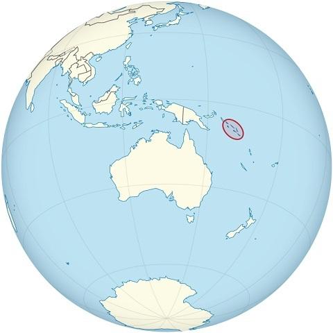 中国共産党(CCP)の南太平洋への侵略