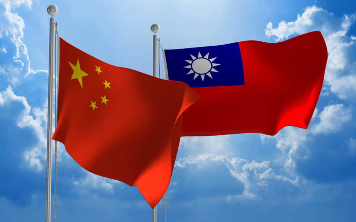 台湾vs中共