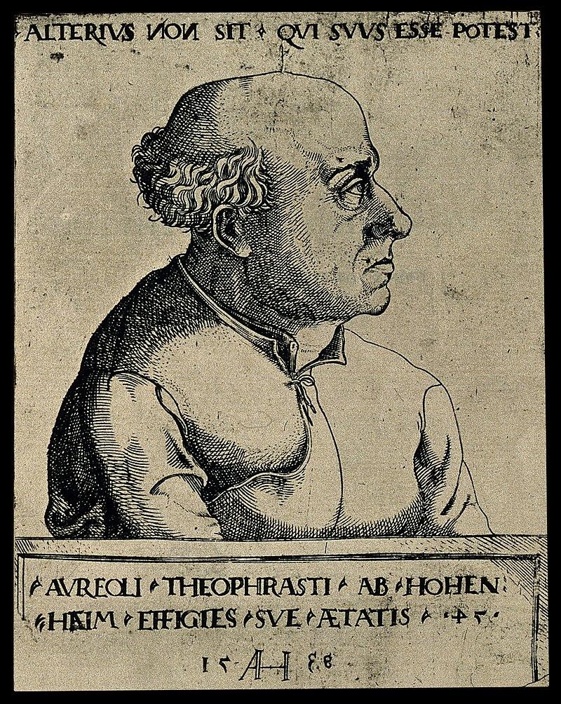 ベーメ神智学と錬金術とユダヤ神秘思想