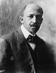 W・E・B・デュボイス(1918年)