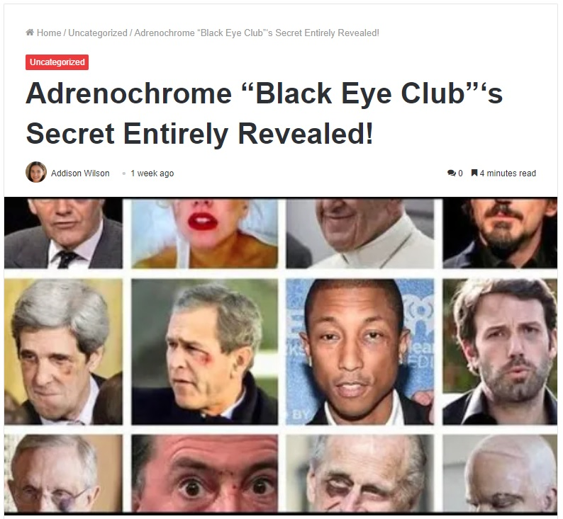 Black Eye Club