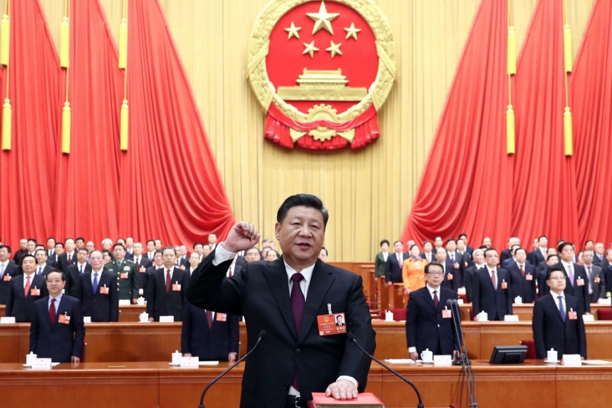 決して国民を代表しているわけではない中国共産党(CCP)