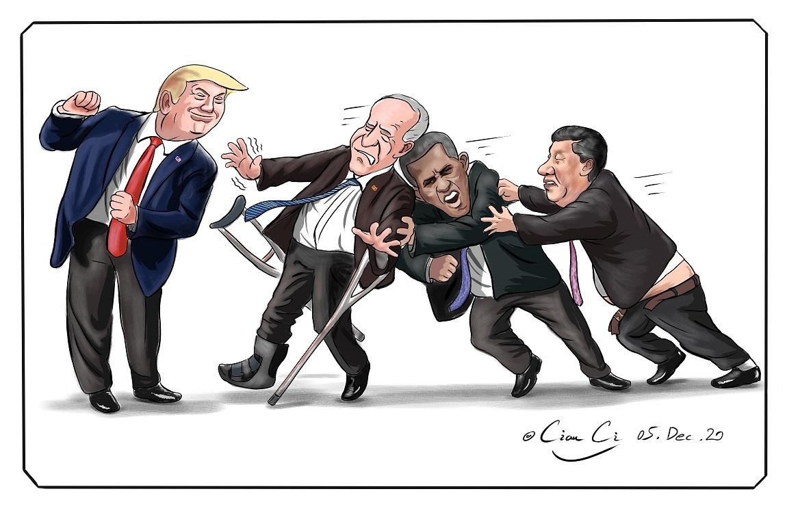 ホワイトハウスも、首相官邸とともに、まさに日本国民にとって、戦略上の要衝です!