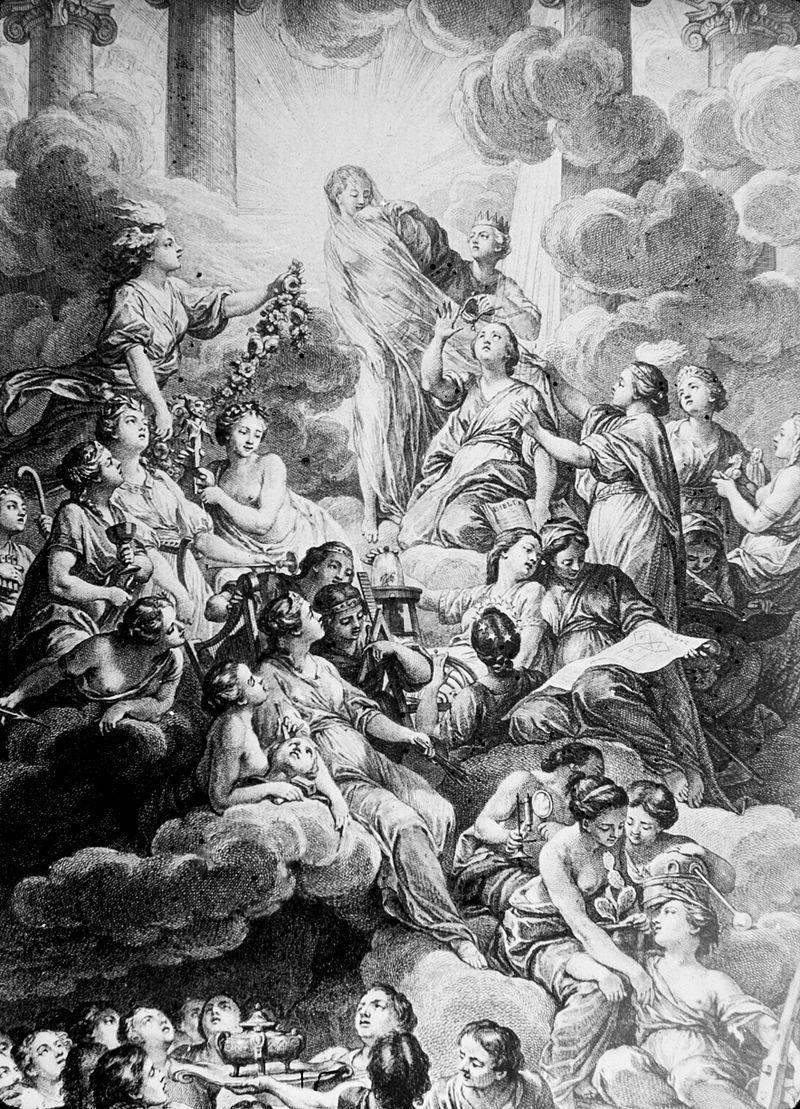 啓蒙思想とカルト的環境と陰謀論