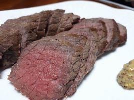 【写真】オーブンを使わずに作ったお手製ローストビーフ