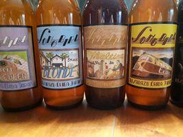 【写真】木更津・SONG BIRDの4種の地ビール
