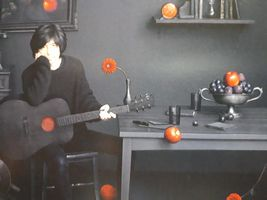 """【写真】宮本浩次のカバーアルバム""""ロマンス""""のCDジャケット"""