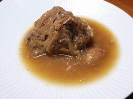 """【写真】ペルポンテの豚肉のオニオンスープ煮""""オニオニ"""""""
