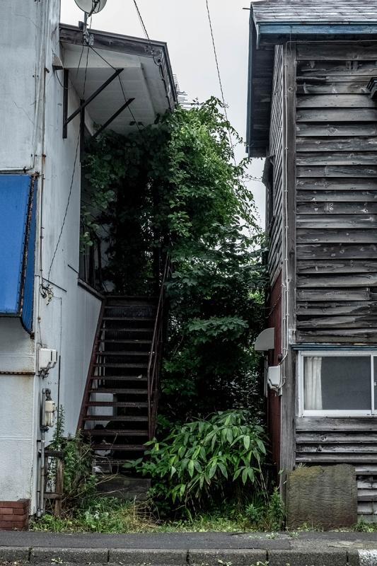 アパート階段 (1 - 1)