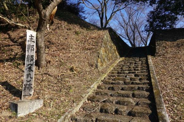 川崎城址公園