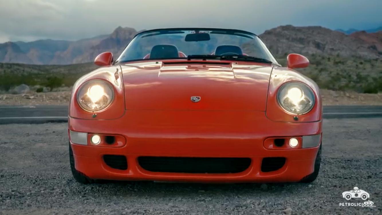 Porscheポルシェ911(Type993)スピードスター_Petrolicious_005