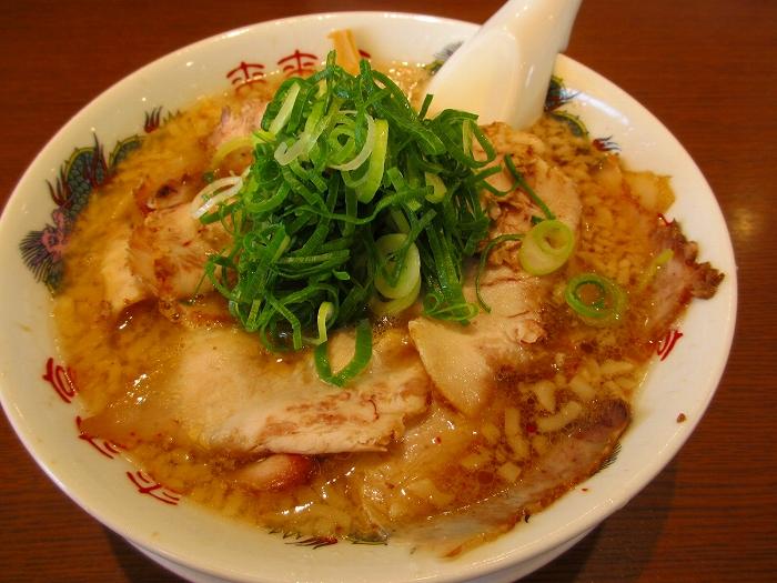 来来亭三条 チャーシュー麺