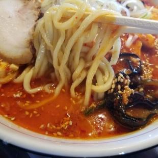 チャーシューヤ武蔵女池 麺スープ