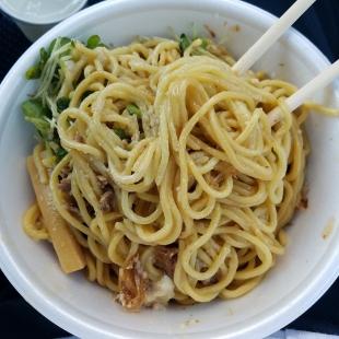 侍元 チャッチャ和え麺 (3)