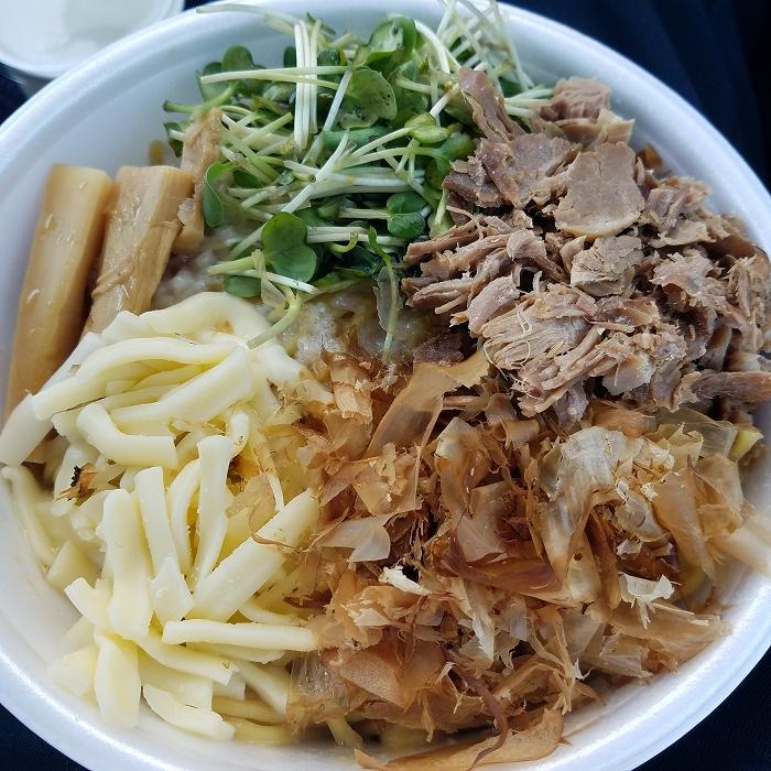 侍元 チャッチャ和え麺 (2)