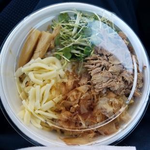侍元 チャッチャ和え麺