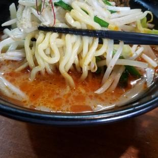 ぼん蔵 塩カレー 麺スープ