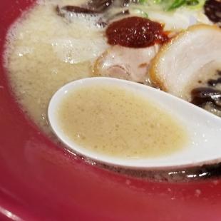 一風堂 赤丸新味 スープ