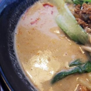 幸 担々麺 スープ