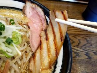 えぼし 煮干味噌 チャーシュー