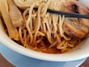 真玄 海老和え麺 麺