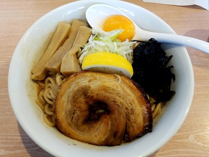 真玄 海老和え麺