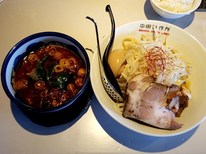 中田製作所 辛つけ麺