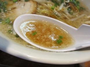 三咲屋 コッテリラーメン醤油 スープ