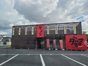 ダルマ食堂 店