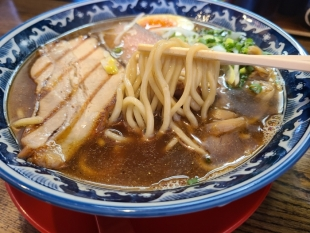 笑星 煮干し中華 麺スープ