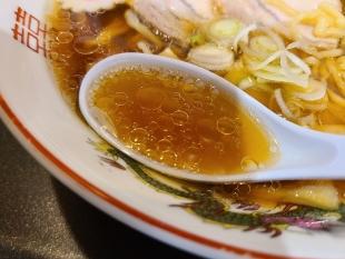 金ちゃん 中華そば スープ