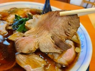 あおきやムサシ店 チャーシュー麺 チャーシュー