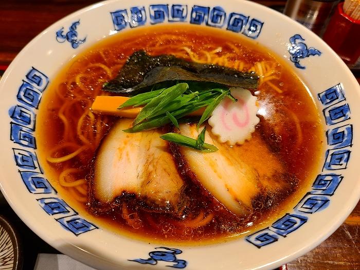中華食堂吉田屋 ラーメン