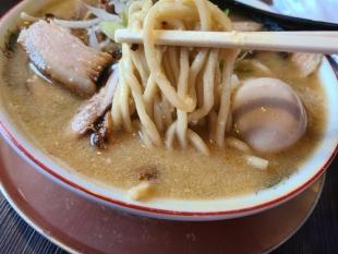 粋翔 肉ジンジャー味噌 麺スープ