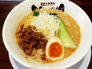 おぎかわ 担々麺 (4)