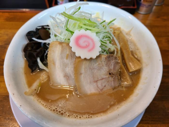 スガ井 味噌白湯