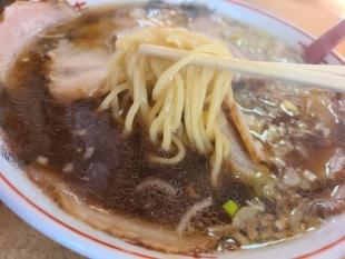 恵比寿 チャーシューメン 麺スープ