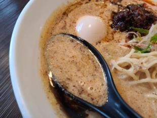 粋翔 伝承味噌担々 スープ