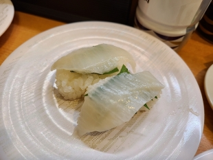かっぱ寿司 寿司
