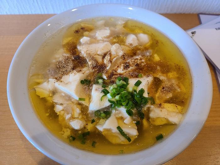 KINSAN 白い麻婆麺