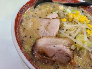悟空館 味噌ラーメン チャーシュー