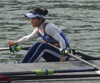 T田C愛選手 2019世界選手権