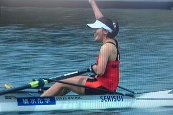 2010 全日本W1X優勝 TAKAOドリーム若井選手 NHK