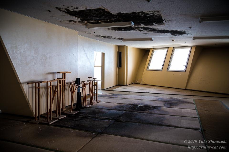世界平和大観音像の台座内 5階「民俗博物館」